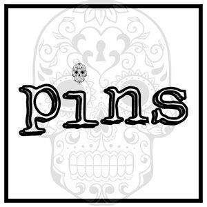 PINS PIN ENAMEL ACRYLIC BOTTLE CAP